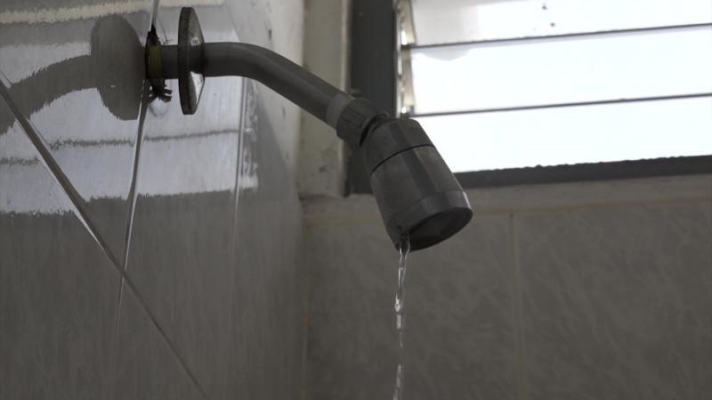 Se reduce flujo de agua potable en Mazatlán