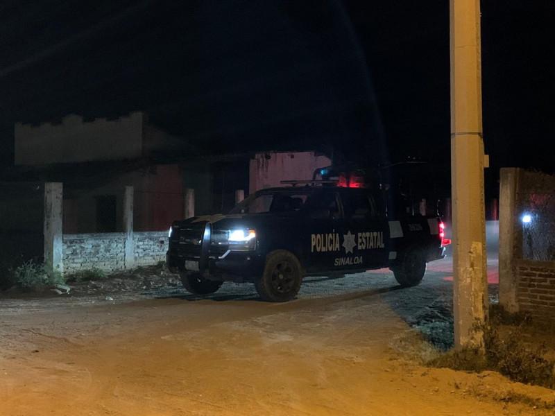 Falsa alarma irrupción de grupos armados en Paredones