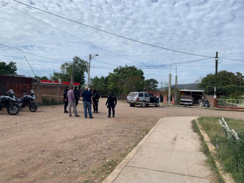 Enfrentamiento a balazos en la  Loma de Rodriguera