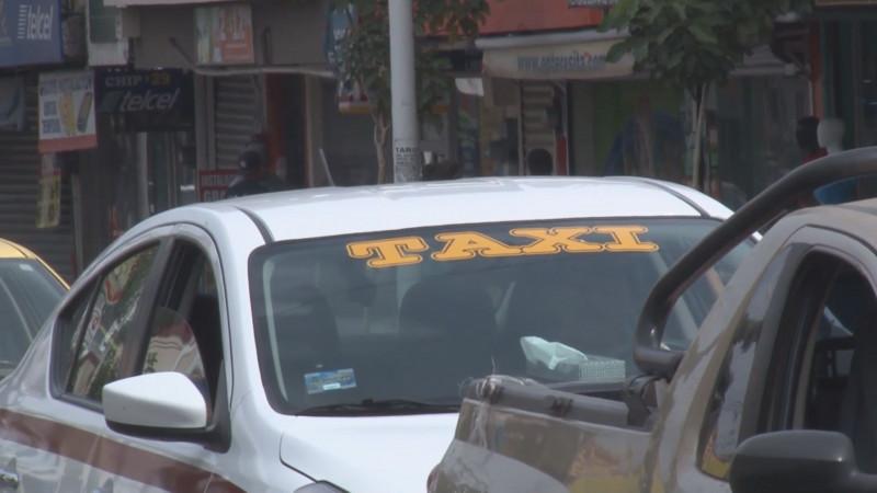 Buscan estandarizar una plataforma para los taxistas de Sinaloa