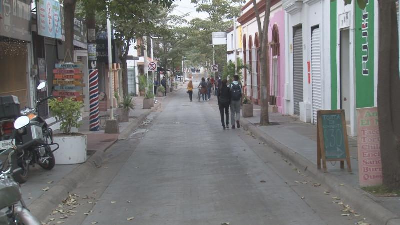 SEDESU colaboró en proyecto para hacer peatonal la calle Morelos