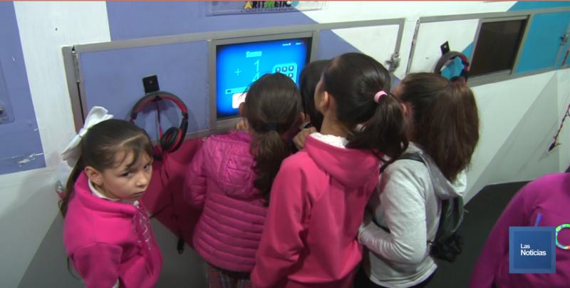 Llega la realidad virtual a la primaria Artículo Tercero
