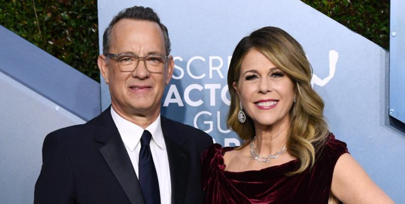 Tom Hanks y su esposa Rita Wilson dan positivo en coronavirus