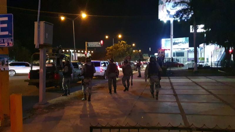 Se despliegan operativo en Tres Ríos por reporte de persona armada
