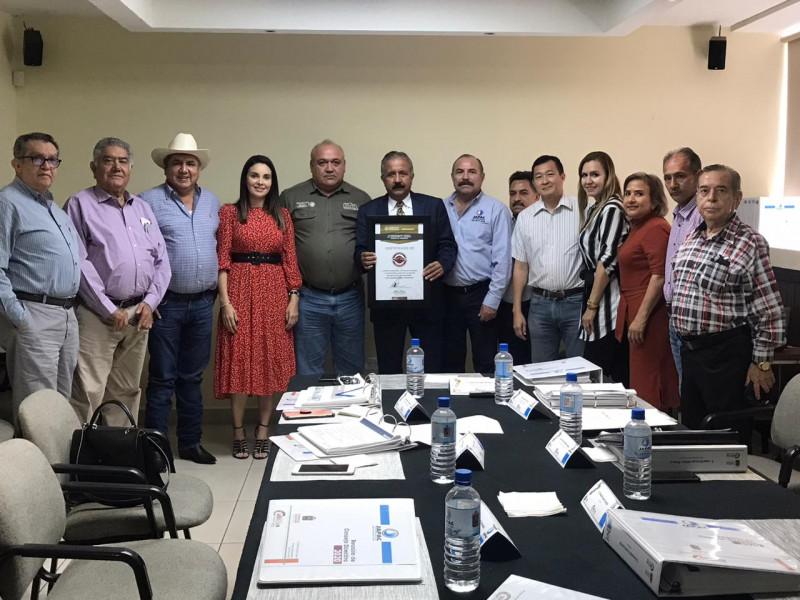 Recibe la JAPAC certificado de Calidad Ambiental