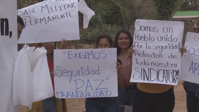 Pide paciencia Alcalde a manifestantes
