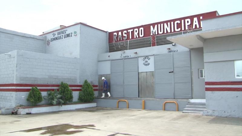Ven desacato del Ayuntamiento a orden federal en el Rastro Municipal