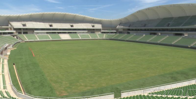 El estadio de Fútbol en Mazatlán estará listo a finales de Junio