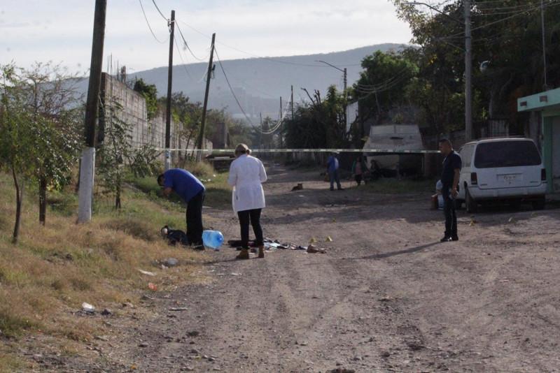 Encuentran asesinado a un joven en la Miguel de la Madrid