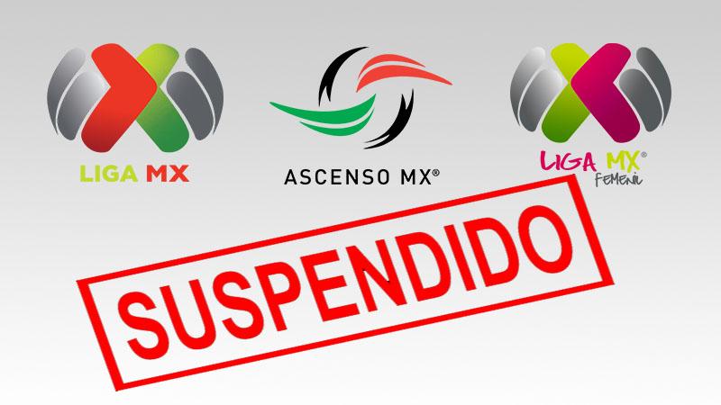 Suspende LIGAMX su Torneo Clausura 2020