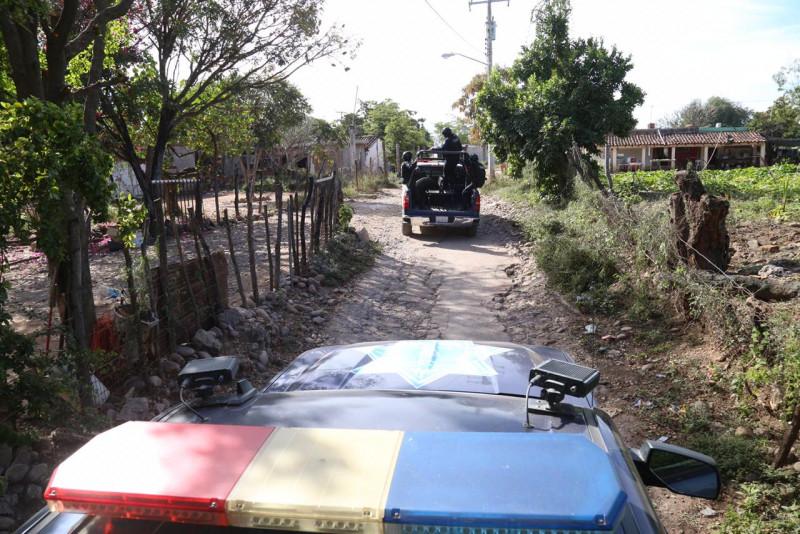 Reportan balaceras al norte del muncipio de Culiacán