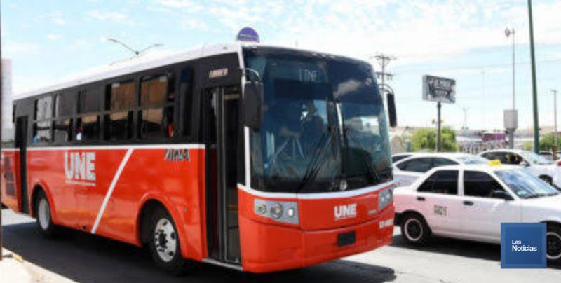 Lavarán diariamente el transporte urbano en Hermosillo: Carlos Morales