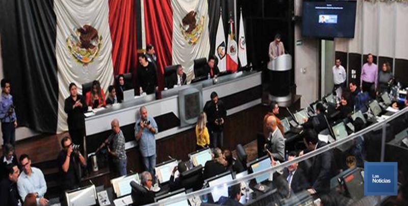Congreso de Sonora suspende periodo de sesiones ordinarias