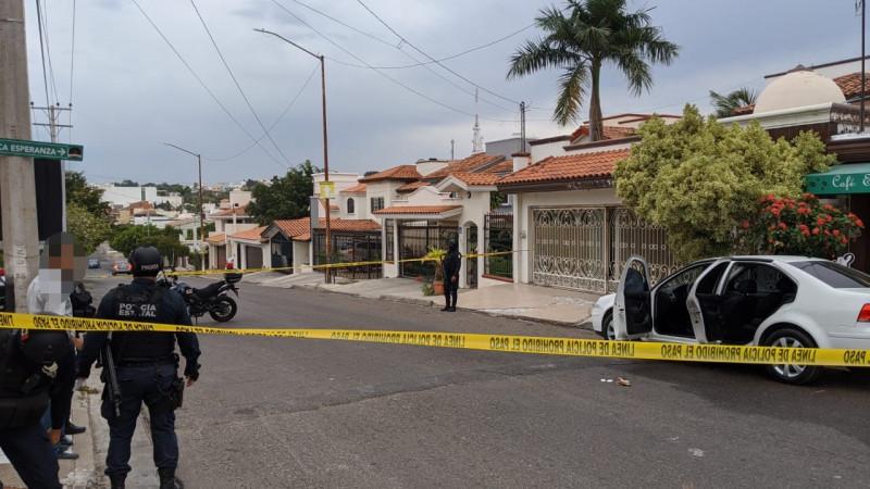 Muere presunto asaltante, tras ser baleado por PEP