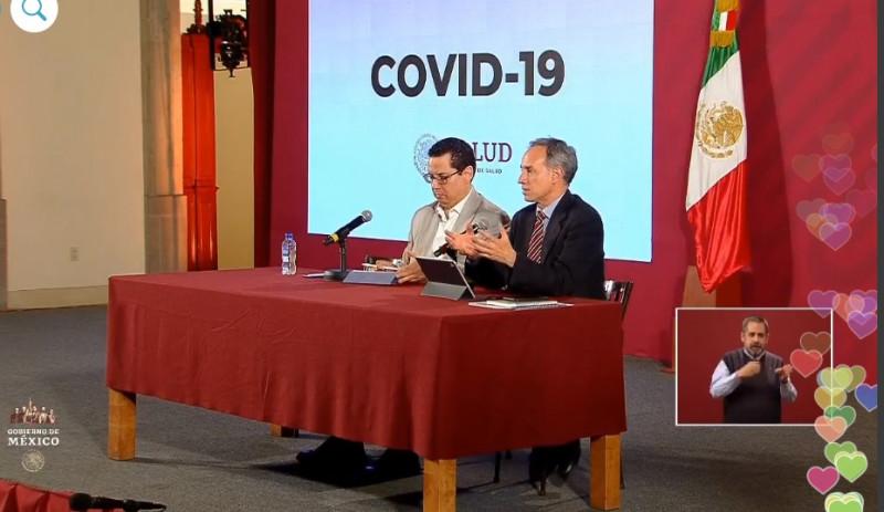 En 24 horas México aumenta en 46 sus casos de coronavirus