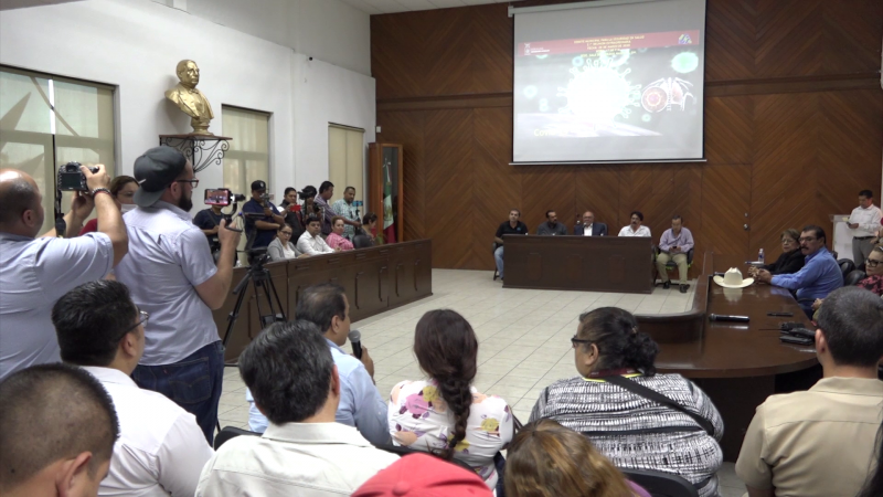 Hasta el momento Mazatlán sin casos de coronavirus