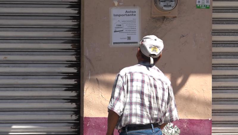Cierran Módulos del INE en Mazatlán por COVID-19