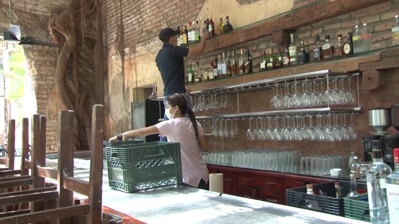 Cierran restaurantes en Mazatlán ante contingencia sanitaria