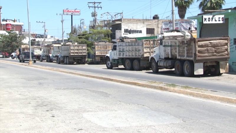 Transportistas de carga piden solución al conflicto