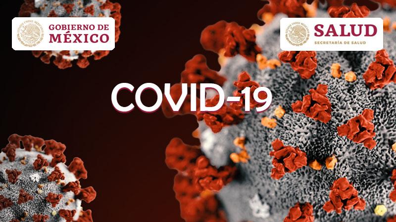 EN VIVO Conferencia de Prensa Secretaría de Salud acerca del Coronavirus COVID-19