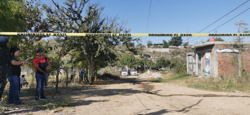 Asesinan a hombre en la ampliación 5 de febrero