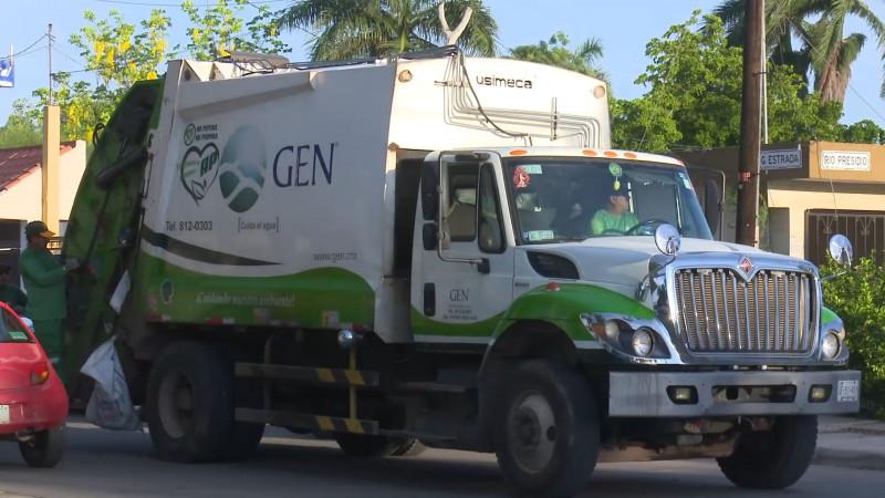 Retienen pago a empresa recolectora de basura