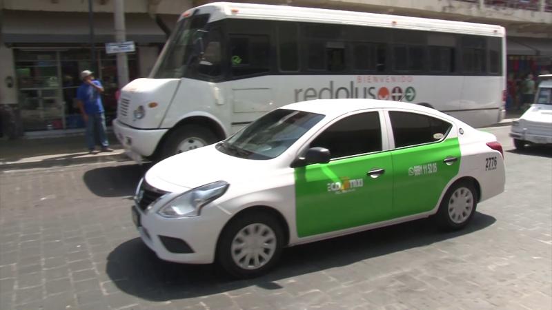 Taxistas se quedan sin trabajo