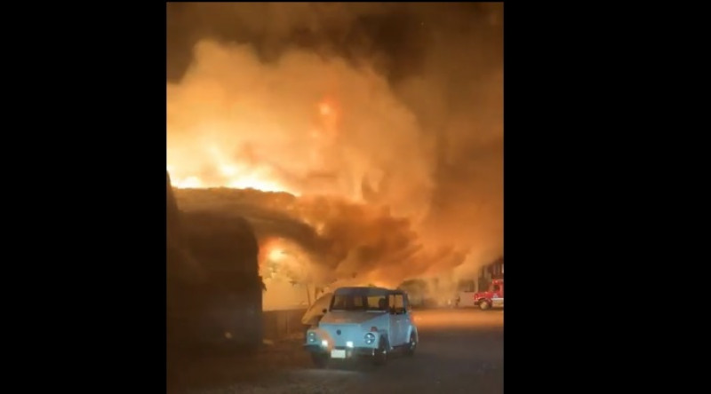 Se incendia Trailer Park de Cerritos | Lo relevante | Noticias ...