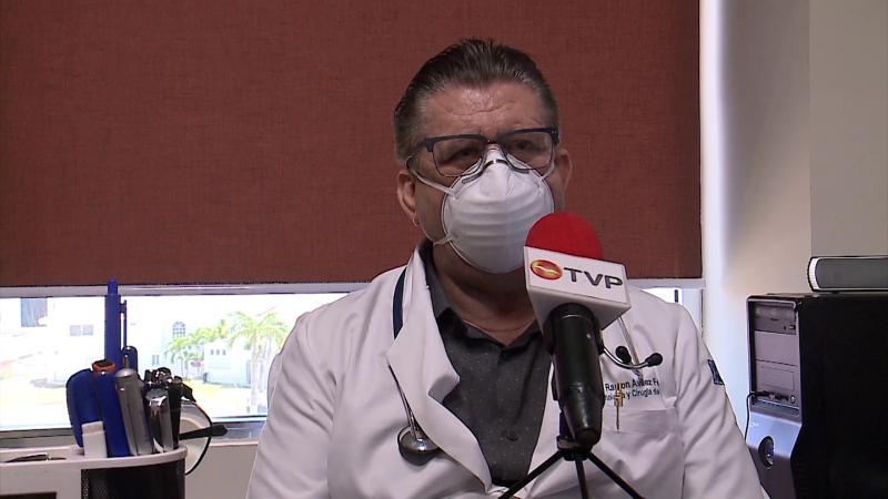 Neumonía fulminante una de las complicaciones del COVID-19