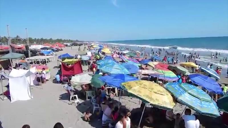Cancelan Fiesta Internacional del Mar de Las Cabras