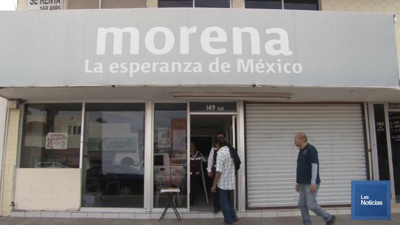 Pese a contingencia MORENA sigue abierto