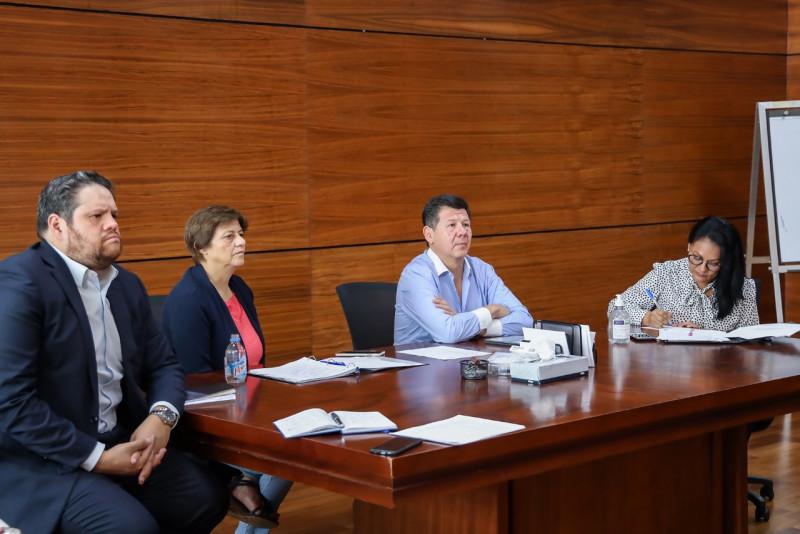 CONAGUA  y la ANEAS acordaron sumar esfuerzos para atender COVID-19