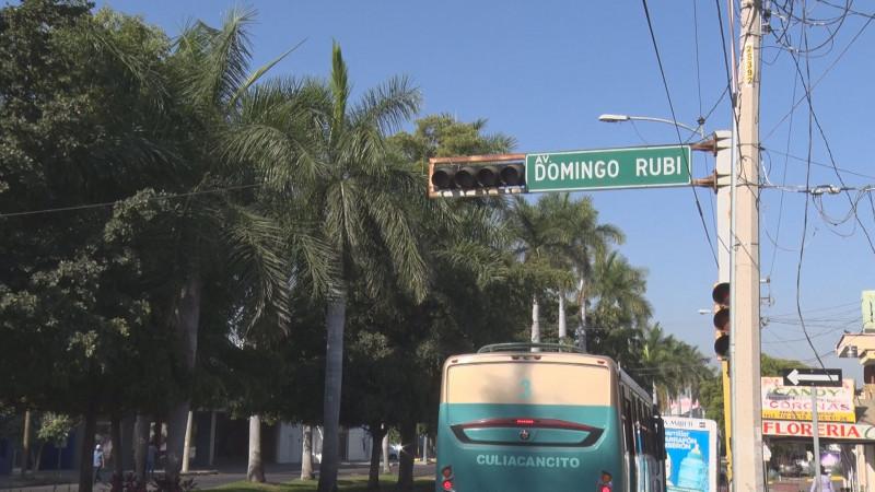 En preventivo semáforo de Rubí y Leyva Solano