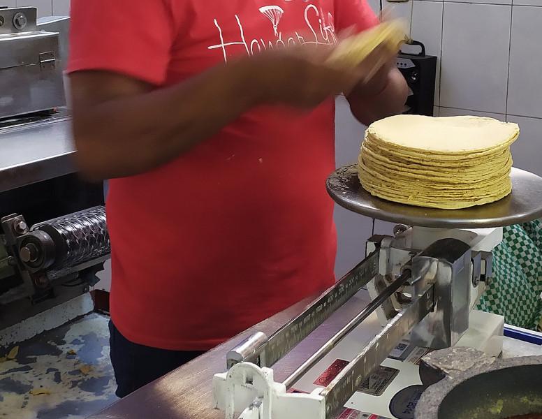 Gobierno de México garantiza el abasto de maíz y el precio de la tortilla