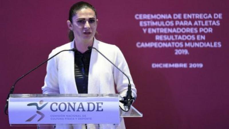 Ana Gabriela Guevara sostiene que van por 20 medallas a Juegos Olímpicos