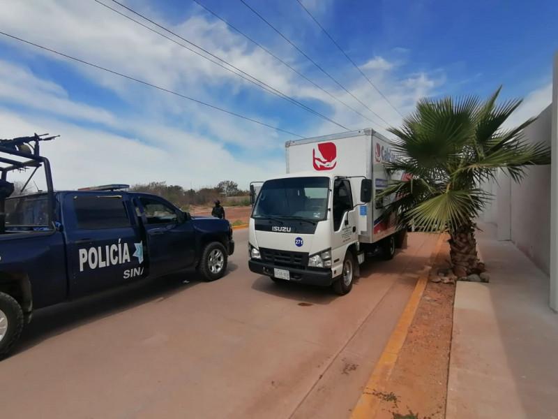 Recupera PEP vehículo robado