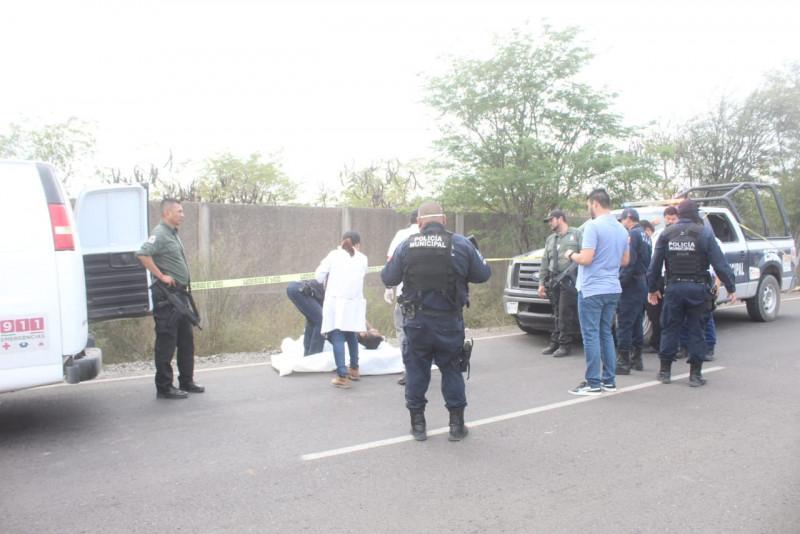 Tres personas  muertas por probable homicidio en Culiacán y Navolato