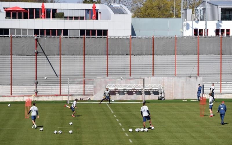 Bayern Múnich regresa a entrenamientos