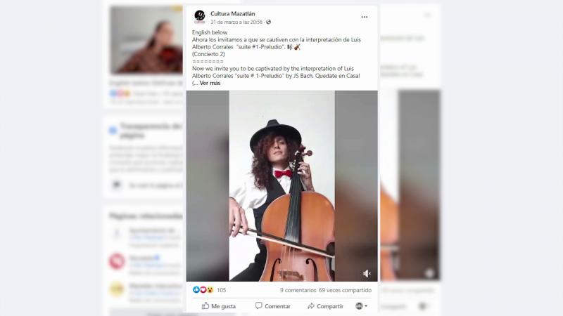 Hasta tu casa llegan conciertos de artistas locales