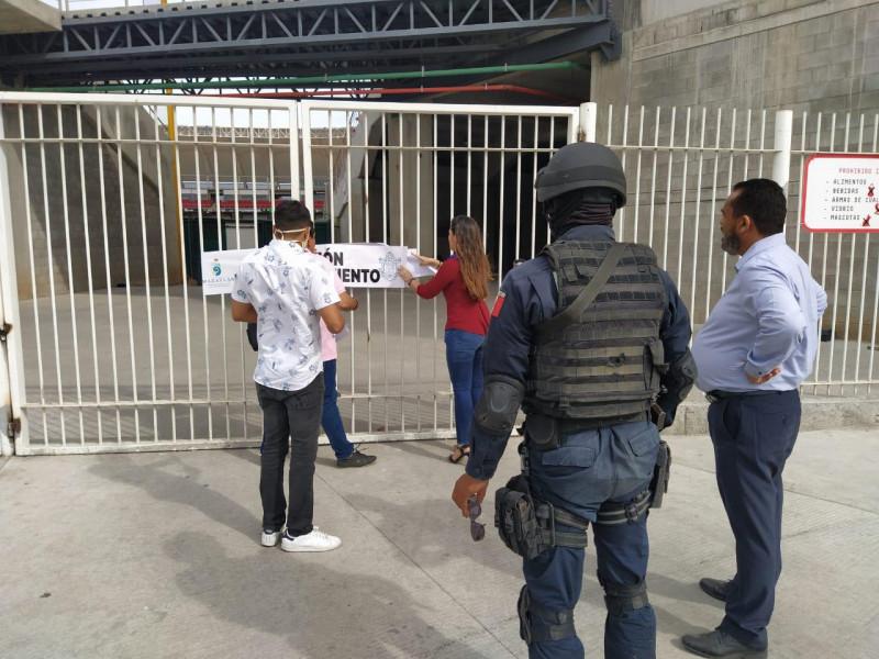 Por incumplimientos, fue retirada concesión del estadio señala Gobierno Municipal