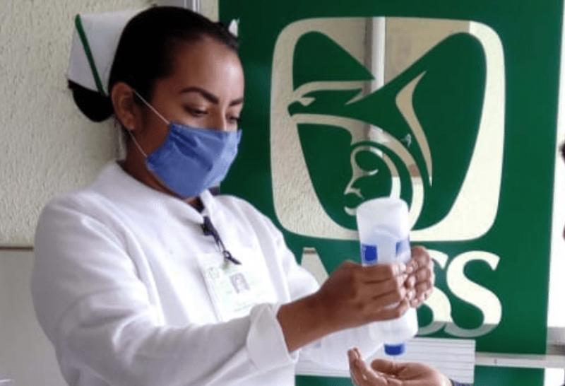 Piden frenar agresiones hacia el sector salud : IMSS