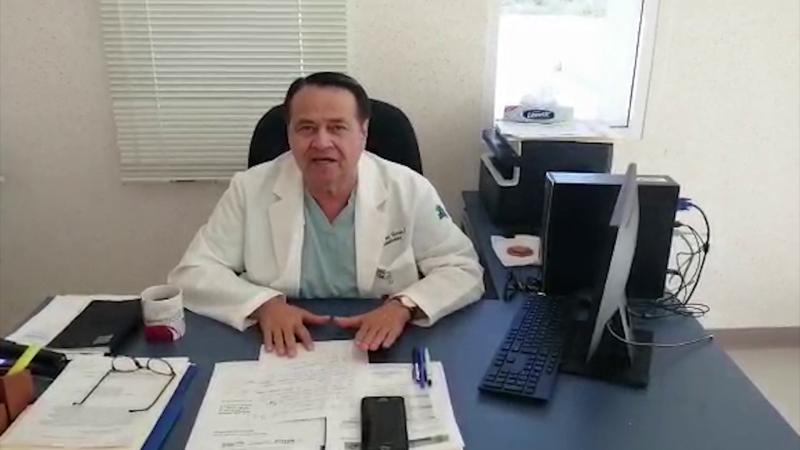 Exhortan médicos a permanecer hoy más que nunca en casa