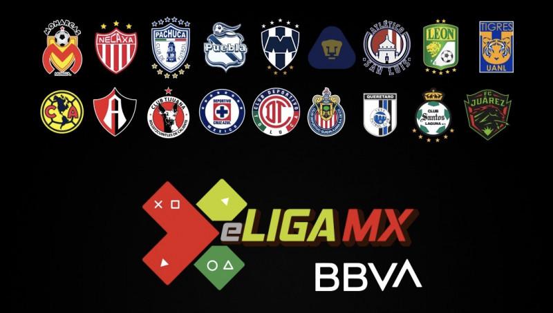 Llega la eLiga MX al fútbol mexicano