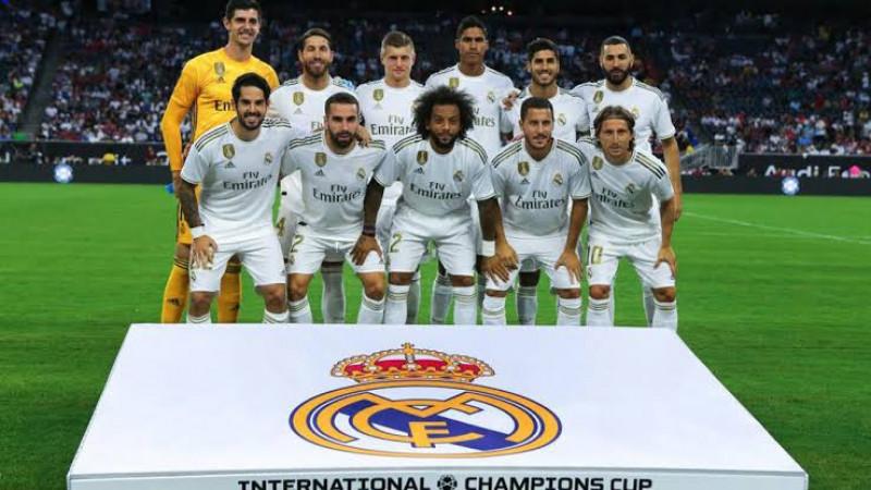 Real Madrid se reduce entre 10 y 20% sus sueldos