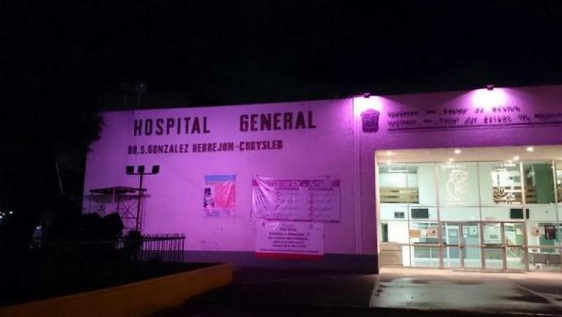 35 médicos y enfermeras en hospital del Estado de México dieron positivo a la prueba de coronavirus (COVID-19)