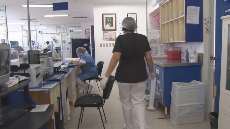 Por agresiones...cuida Guardia Nacional a trabajadores de salud