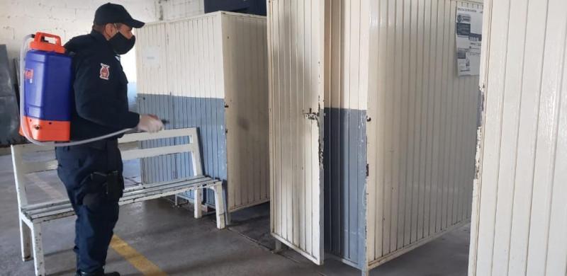 Se intensifican acciones contra el Covid-19 en Centros Penitenciarios de Sinaloa