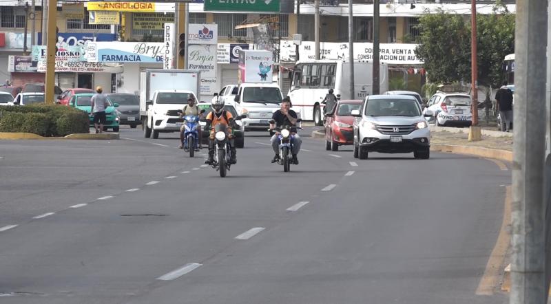 Tránsito Municipal pide a automovilistas salir solo a lo indispensable