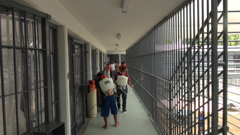 Confirman segundo caso de COVID-19 en penal de Culiacán