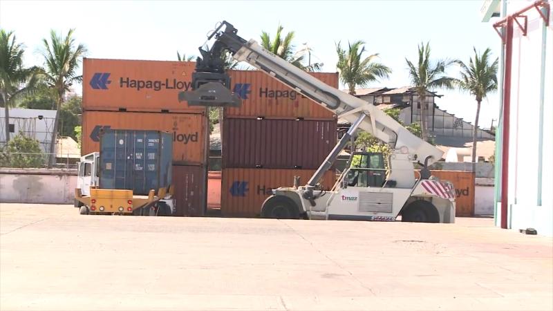 En marzo  las exportaciones totales de mercancías reportaron una caída